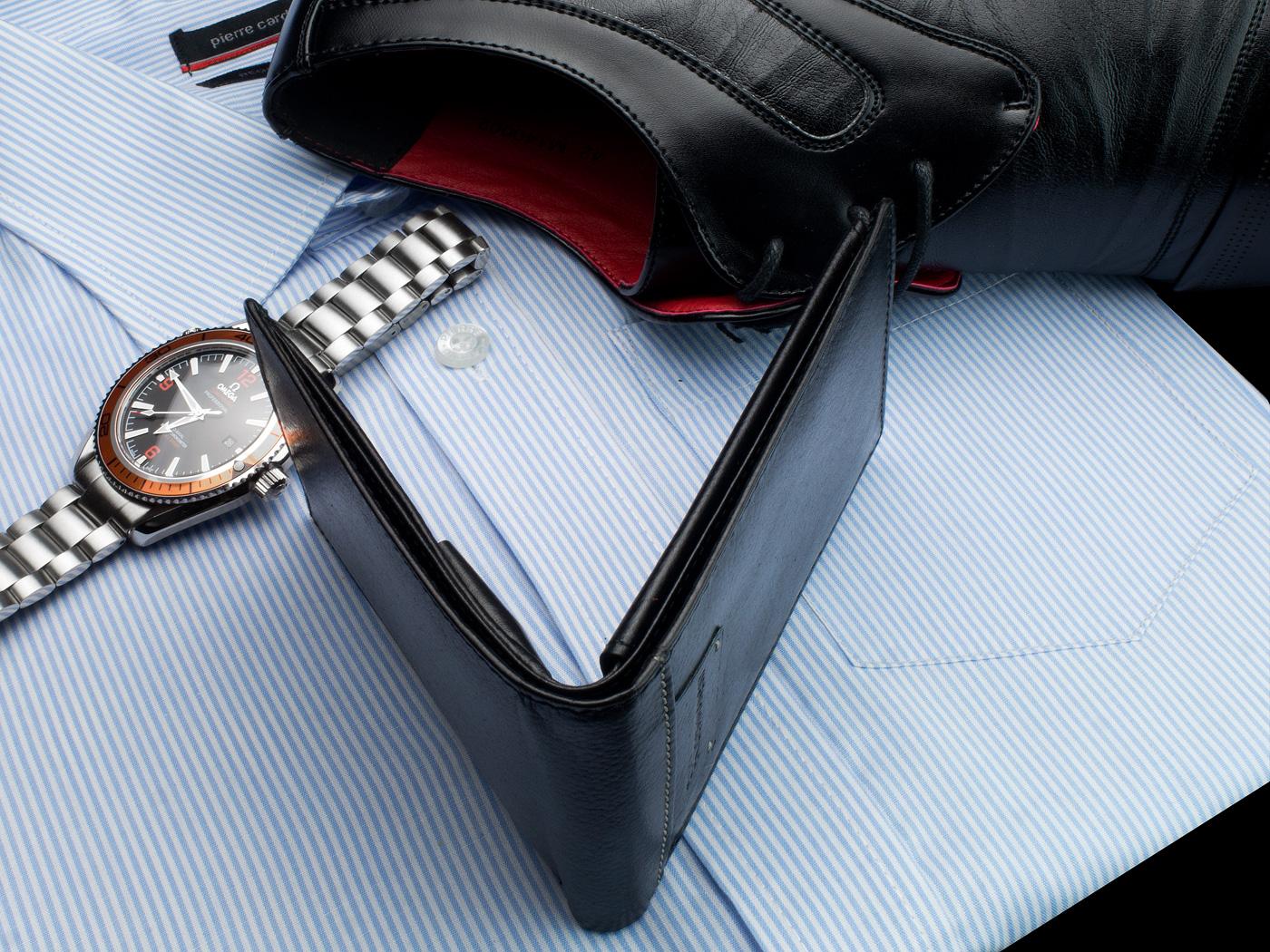 cienki portfel